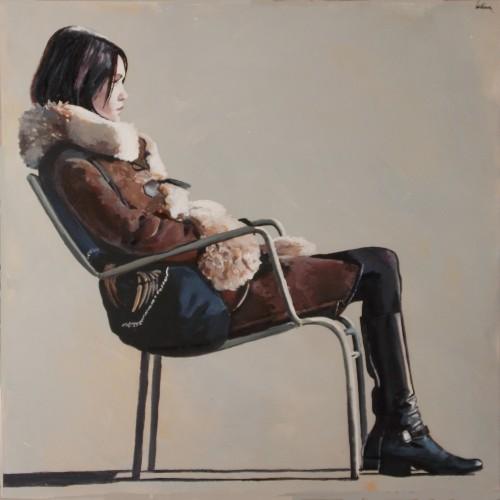Peinture figurative,hyperréaliste,